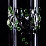 Glaspunkte gemischt
