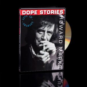 HOWARD MARKS – DOPE STORIES DVD