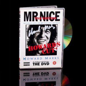 HOWARD MARKS – MR. NICE 2ND EDITION DVD