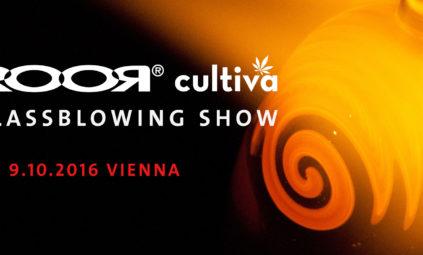 Cultiva 2016: ROOR Glassblowing Show