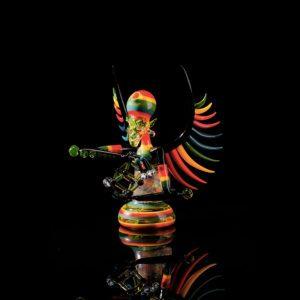 Rainbow Machine Elf
