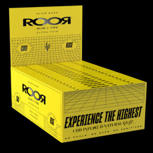 ROOR RICE PAPERS + TIPS BOX